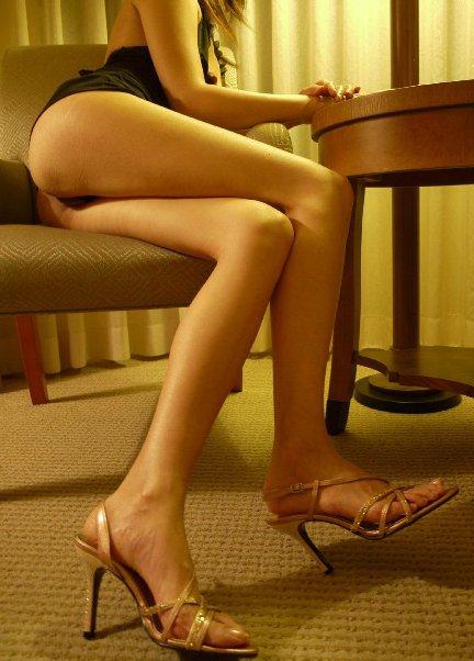 美脚と美尻がエロくて堪らない!
