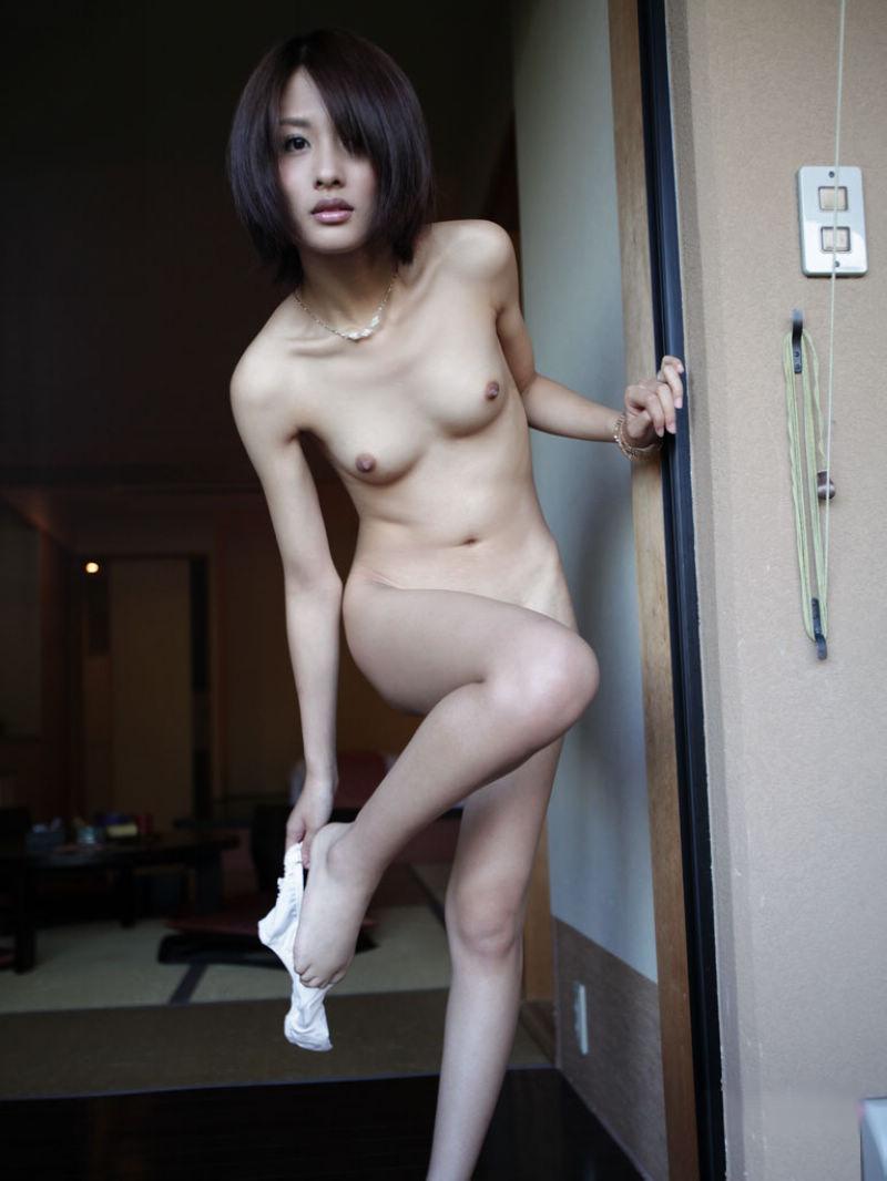 全裸でお出掛けですか!?